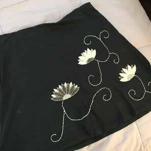 Flower Synergy Skirt